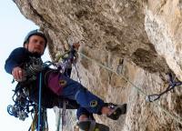 Съёмный шлямбур – вид альпинистского снаряжения, используемый для страховки и в качестве ИТО.
